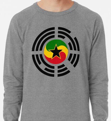 Korean Ghanaian Multinational Patriot Flag Series Lightweight Sweatshirt