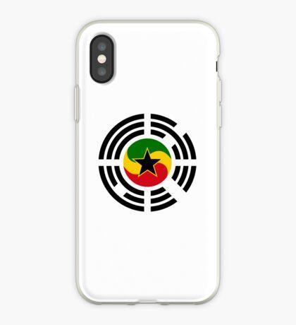 Korean Ghanaian Multinational Patriot Flag Series iPhone Case