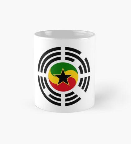 Korean Ghanaian Multinational Patriot Flag Series Mug