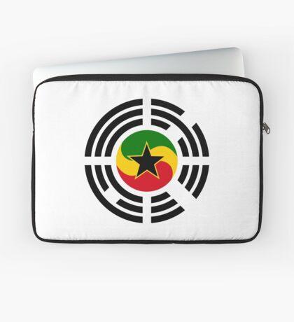 Korean Ghanaian Multinational Patriot Flag Series Laptop Sleeve