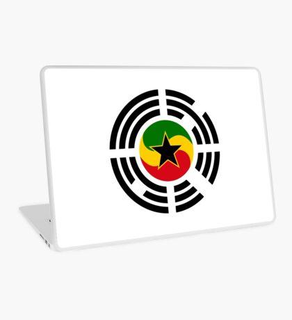Korean Ghanaian Multinational Patriot Flag Series Laptop Skin