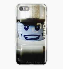 Lego Galaxy Trooper minifigure iPhone Case/Skin