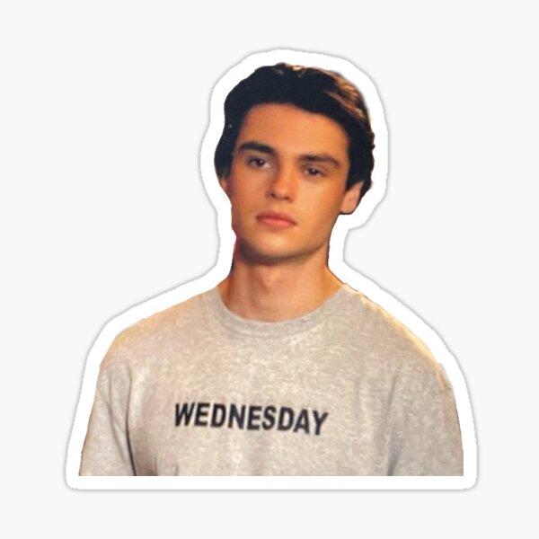 Marcus Baker\u2019s T-shirt Sticker