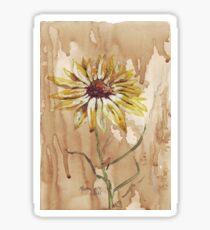 Helianthus (sunflower) Sticker