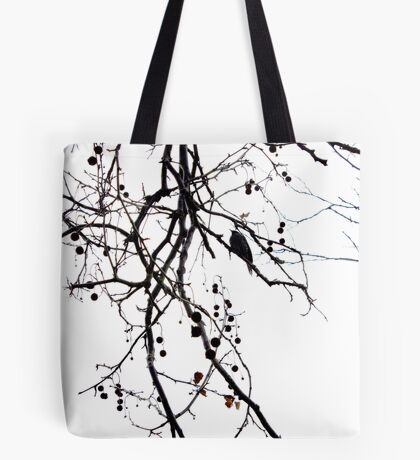 solitary twitter Tote Bag
