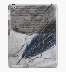 the quill iPad Case/Skin