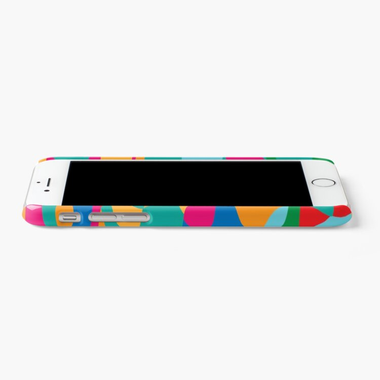 Alternate view of Jelly Bean SPLAT iPhone Case & Cover
