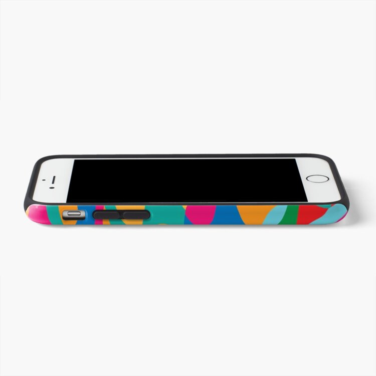 Alternate view of Jelly Bean SPLAT iPhone Cases & Covers