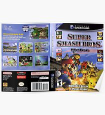 Super smash brothers melee for the nintendo gamecube Poster