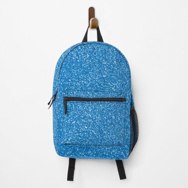 glamour 013 blue colors Foil Backpack