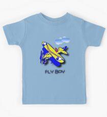 Fly Boy T-shirt & leggings design Kids Clothes