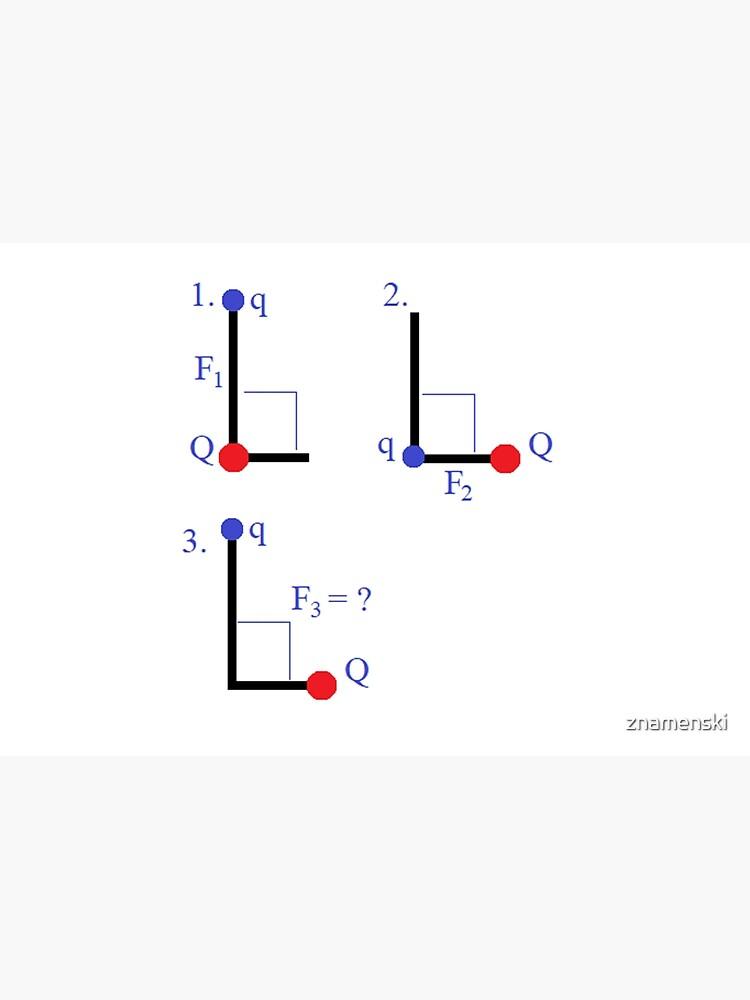 Physics Problem by znamenski