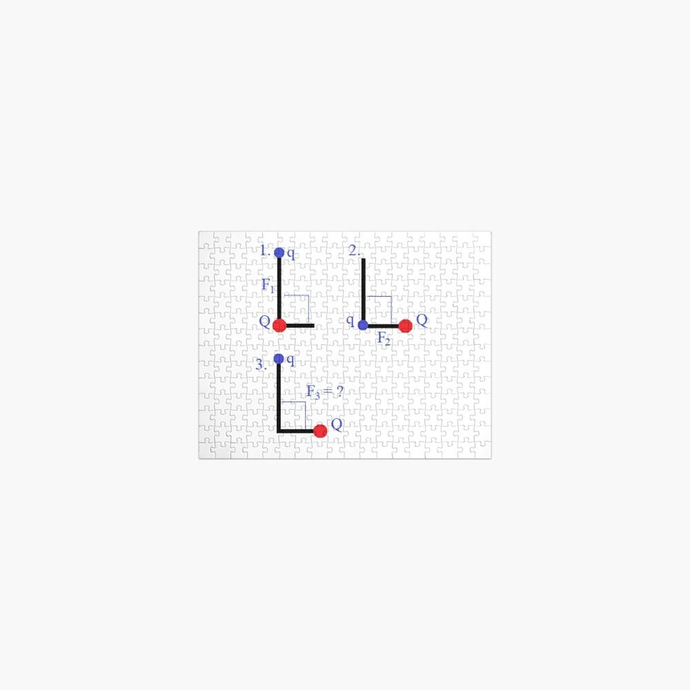 Physics Problem Jigsaw Puzzle