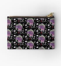 Interstellar Elephant Tee Zipper Pouch