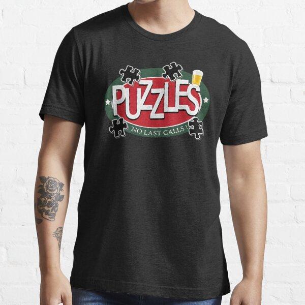 PUZZLES BAR - NO LAST CALLS! T-shirt essentiel