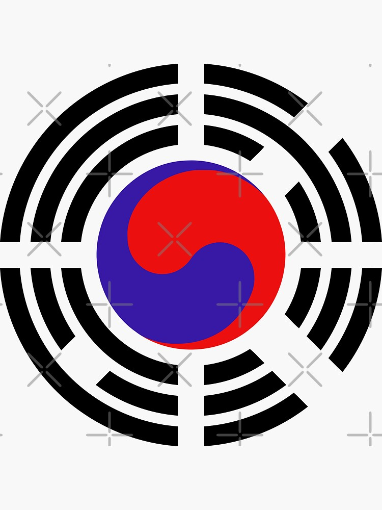 Korean Patriot Flag Series by carbonfibreme