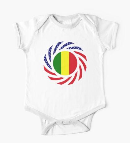 Mali American Multinational Patriot Flag Series Kids Clothes