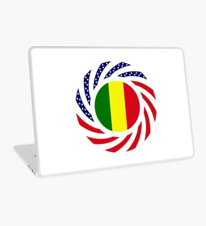 Mali American Multinational Patriot Flag Series Laptop Skin