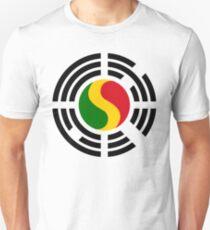 Korean Mali Multinational Patriot Flag Series Slim Fit T-Shirt