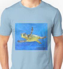 Caretta Caretta - Ocean Turtle - Meeresschildkroete T-Shirt