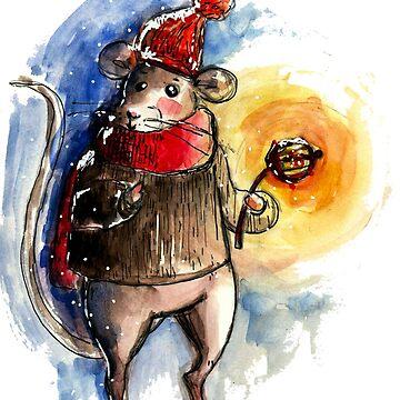 Mr. Mouse de KaylaPhan