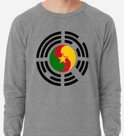 Korean Cameroonian Multinational Patriot Flag Series Lightweight Sweatshirt