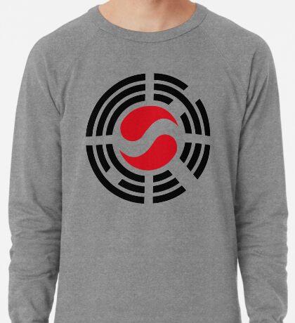 Korean Austrian Multinational Patriot Flag Series Lightweight Sweatshirt