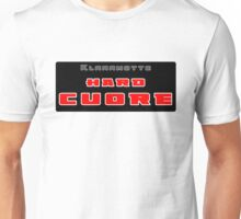 ( Hard ) Cuore  Unisex T-Shirt