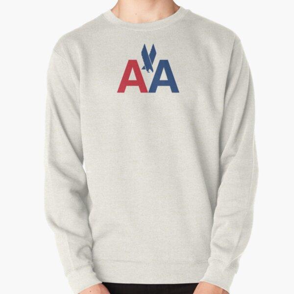 American Airlines Logo Pullover Sweatshirt