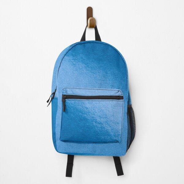 glamour 011 blue colors Foil Backpack