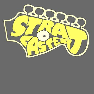 Strat-o-caster by Giii