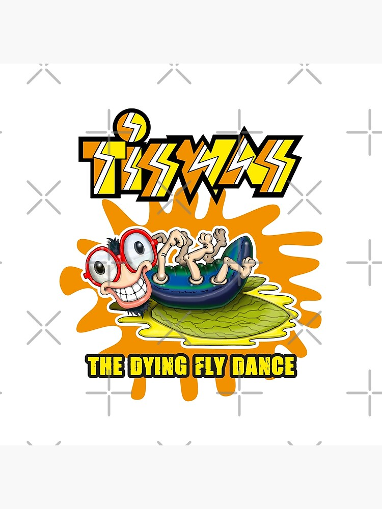 Tiswas Dying Fly by Status71