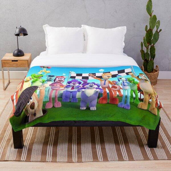 Go, Dog. Go! (tv series) go dog go cartoon animated go dog go costume for kids  Throw Blanket