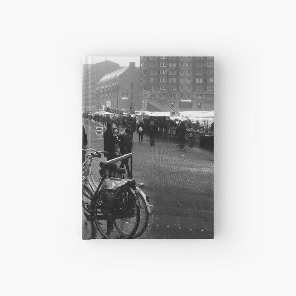 Binnenrotteplein Markt, Rotterdam Hardcover Journal