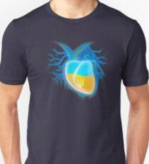 Ukrainian heart T-Shirt