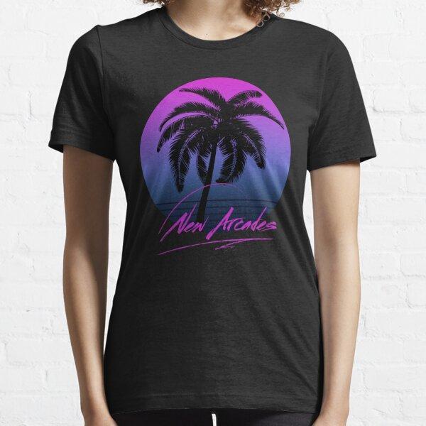 New Arcades - Nostalgic summer  Essential T-Shirt