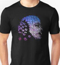 Future Face Pixel Away Unisex T-Shirt