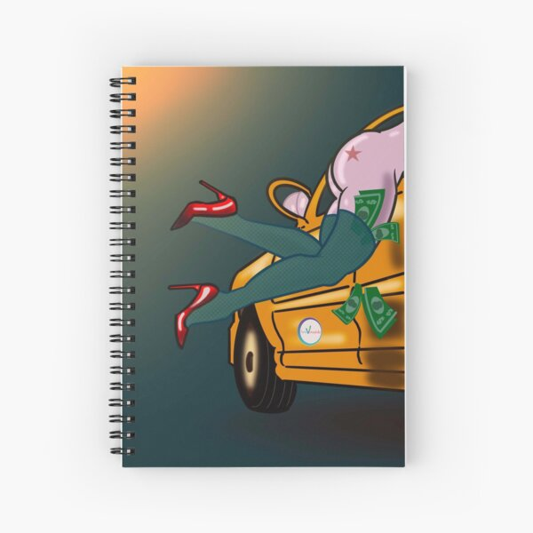 Can I help you? Spiral Notebook