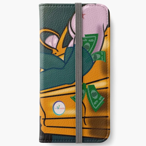 Can I help you? iPhone Wallet