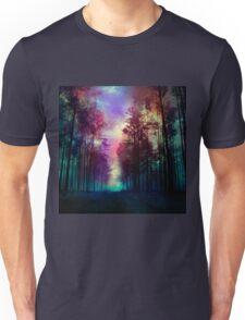 Magical Forest Unisex T-Shirt