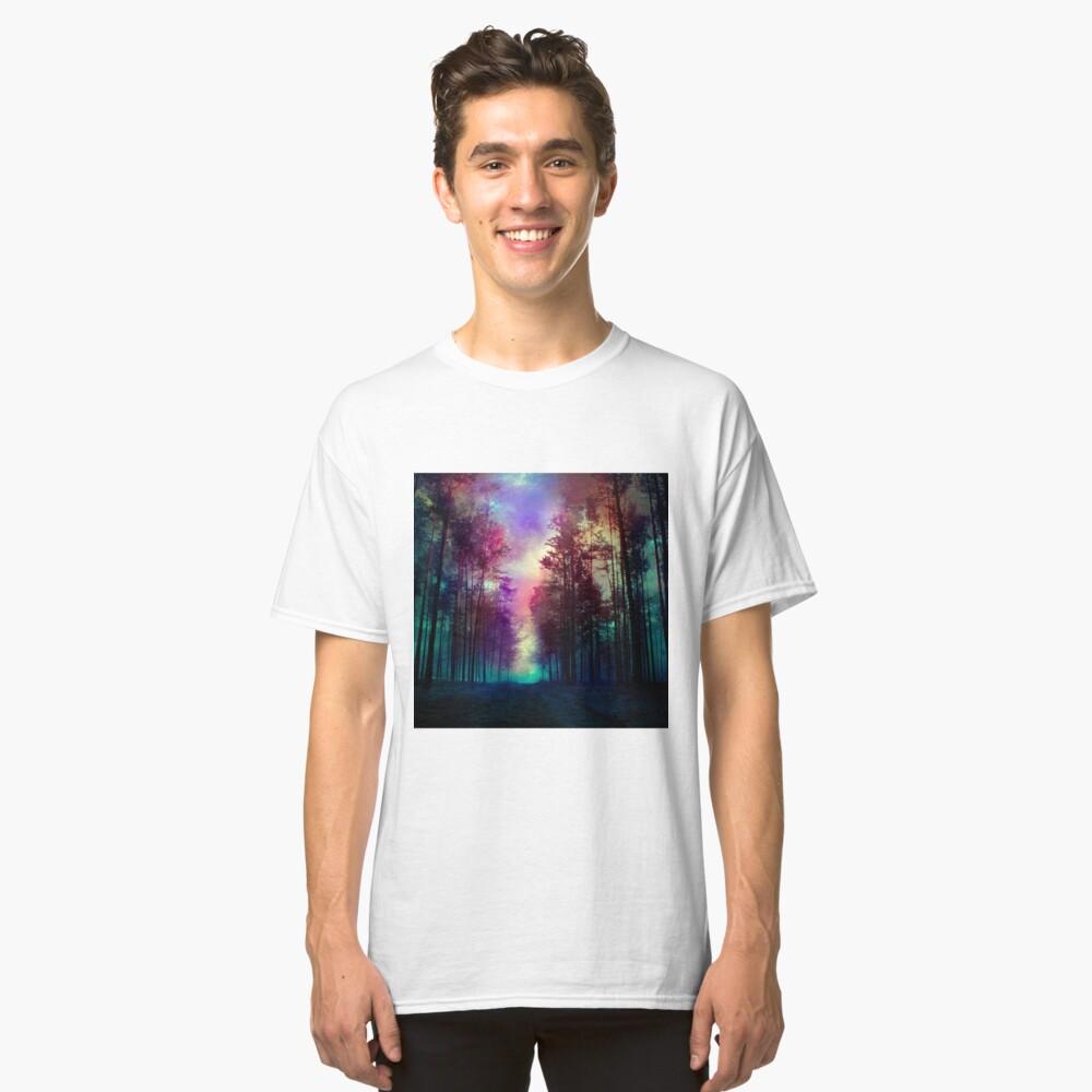 Bosque Mágico Camiseta clásica