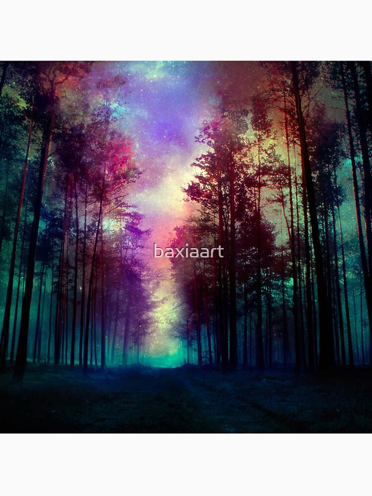 Bosque Mágico de baxiaart