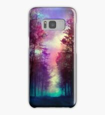 Magical Forest Samsung Galaxy Case/Skin