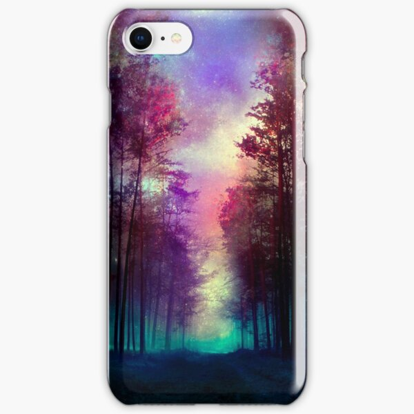 Magical Forest iPhone Snap Case