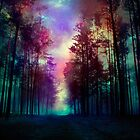 Magical Forest by baxiaart