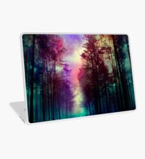 Magical Forest Laptop Skin