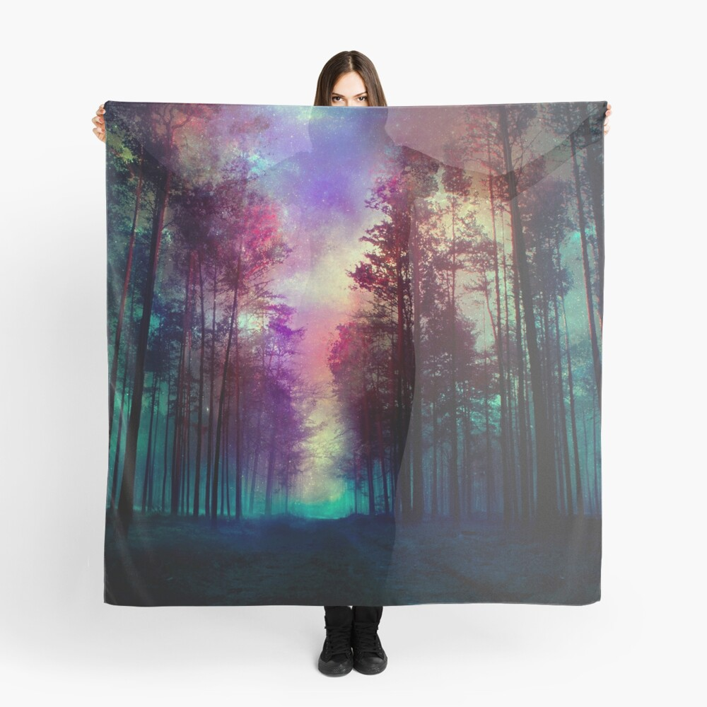 Magical Forest Scarf