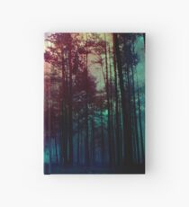 Magical Forest Hardcover Journal