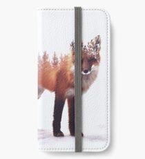 fox iPhone Wallet/Case/Skin