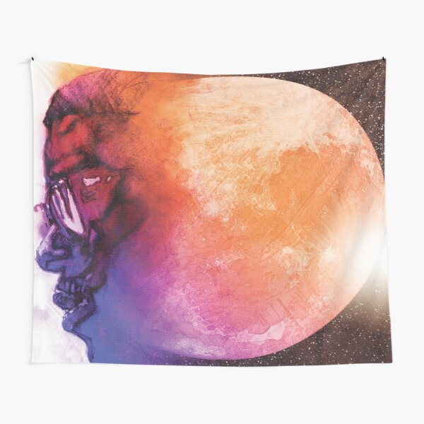 MAN ON THE MOON ALBUM COVER Tapestry